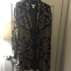 GORGEOUS and so soft long sweater size 3x